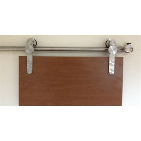 Bi Parting Barn Door Hardware Millennium Synchronized Barn Door Hardware