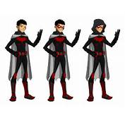 Young Justice Red Hood DeviantART