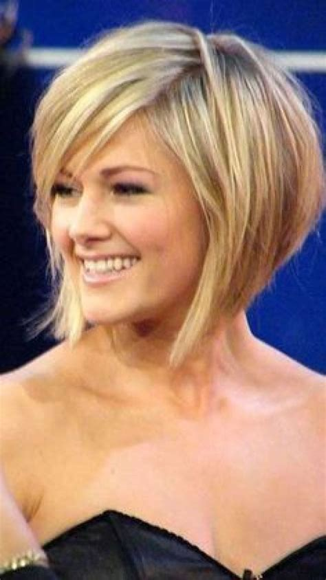 bob haircuts for thin hair pinterest curly parted inverted bob haircut bob haircuts for fine