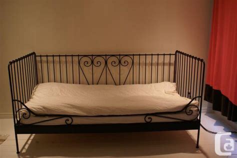 ikea wrought iron bed ikea hemnes daybed sale canada