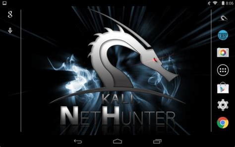 kali linux hacker themes kali nethunter turns android device into hacker swiss army