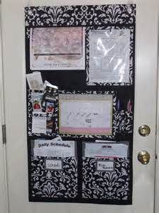 home organizer monogram tote bags thirty one hang it up pocket