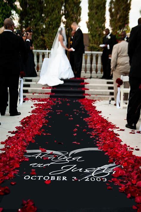Black and Red wedding ideas   wedding ideas   Wedding