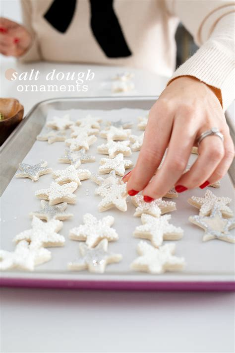 classic salt dough recipe for christmas ornaments catherine parkinson creativity december 22nd