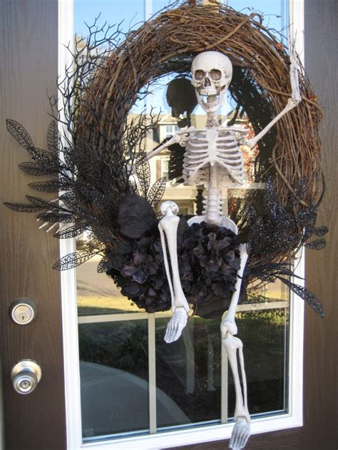 48 creepy outdoor halloween decoration ideas 48 creepy outdoor halloween decoration ideas