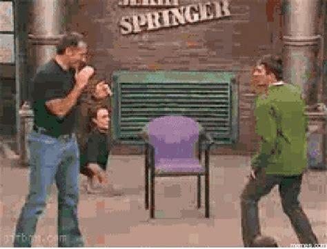 Jerry Springer Memes - the gallery for gt jerry springer fight meme