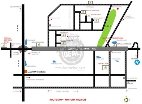 Lake View Layout Yelahanka | fortuna lake towers yelahanka bangalore project details