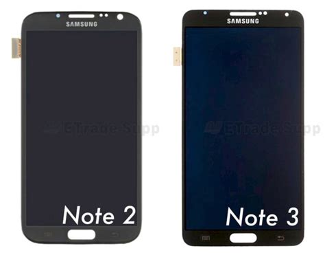 galaxy note 3 vs doodle 2 leak samsung galaxy note 3 display vs note 2