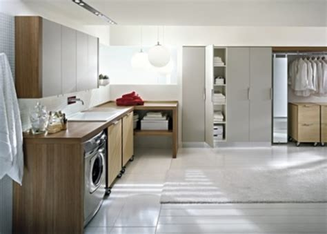 laundry room designs functional basement laundry room