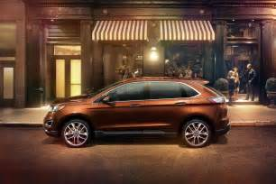 Suv Ford Edge 2017 Ford 174 Edge Suv 2 7l Ecoboost 174 The Most Powerful