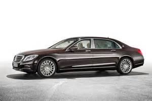 Used Mercedes S600 2016 Mercedes Maybach S600 Front Three Quarter Photo 198