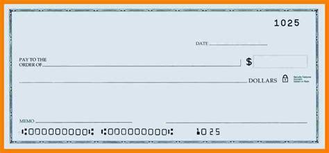 free payroll checks templates blank check with false