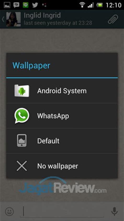 whatsapp wallpaper location tips whatsapp mengganti background wallpaper pada