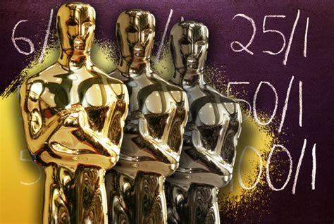oscar best film odds official gambling odds released for the oscars see the