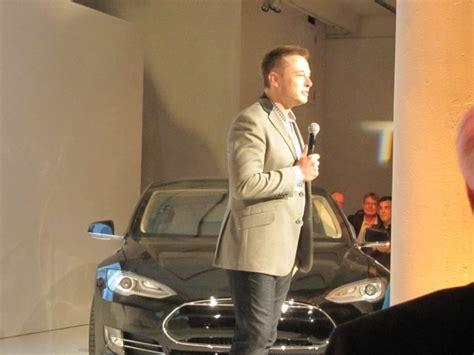 Tesla Motor Ceo Tesla Transparency On Orders Sales Production Fades Do
