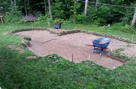 how to install paver patio how to install a paver patio and create a backyard