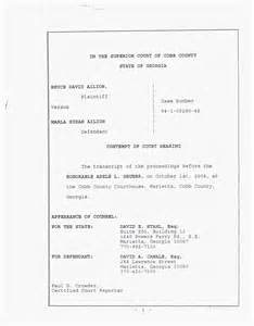 cobb county divorce the three sided story collusion