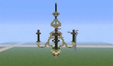 Chandelier Minecraft Project   minecraft   Pinterest ... Minecraft Windmill Farm