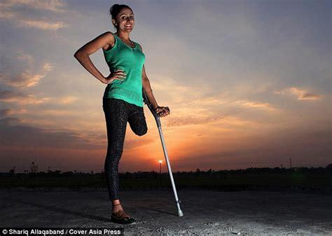 How Will The 1 Legged Dancer Last by India S Inspirational One Legged Dancer Subhreet Kaur
