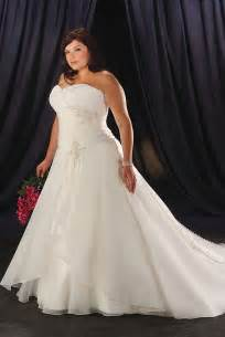 plus size wedding dresses make you look like a princess