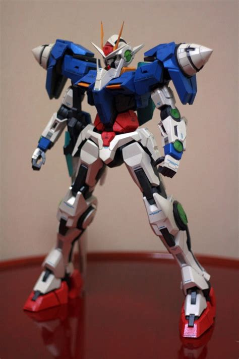 mobile suit gundam 00 papercraftsquare free papercraft