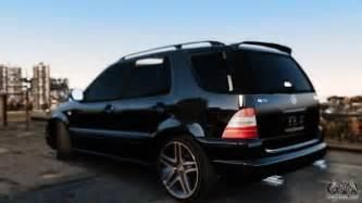 Mercedes Ml 55 Mercedes Ml 55 Amg For Gta 4