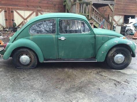 original volkswagen beetle 1969 volkswagen beetle original engine complete