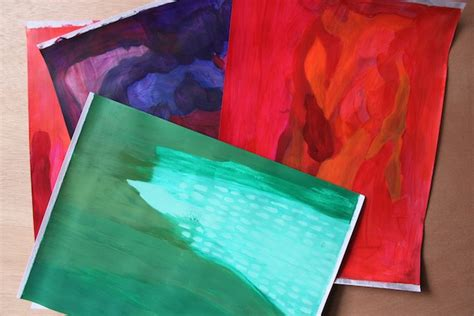 matte acrylic paint on canvas 5 handy tricks for painting with acrylic matte medium