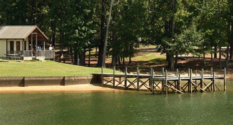 Martin Creek Lake Cabins by Wind Creek State Park Cing On Beautiful Lake Martin