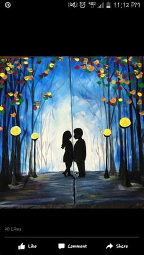 paint nite for couples couples paint archives larger than murals