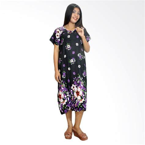 Baju Tidur Setelan Batik Rayon Kode 001 jual batik alhadi dpt001 55e daster kancing baju tidur lengan pendek harga kualitas