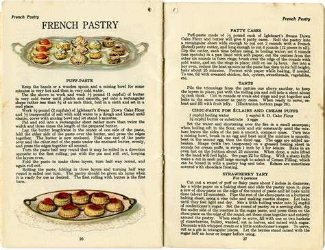 classic eats cookbook authentic recipes from the state of books pastry clip design shop
