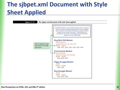 css tutorial in xml ppt tutorial 11 creating xml document powerpoint