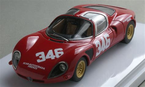 alfa romeo tipo33 ԗ l miniature car photo gallery