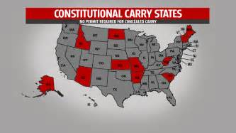 carolina concealed carry reciprocity map concealed carry without a permit in mi here s where it s
