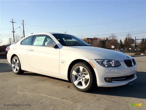 White Bmw For Sale by 2012 Bmw 3 Series 335i Xdrive Coupe In Alpine White For