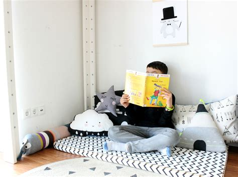 Kinderzimmer Kuschelecke Gestalten by Lifestylemommy Interior Kuschelecke Im Kinderzimmer