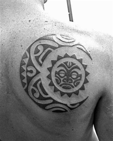 sun and moon tattoos for men 70 sun designs for a symbol of and light