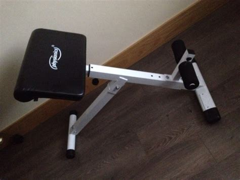 hyper extension bench hyperextension bench foldable for sale in clondalkin