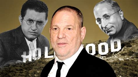 harvey weinstein casting couch normalizing rape culture kept harvey weinstein going for