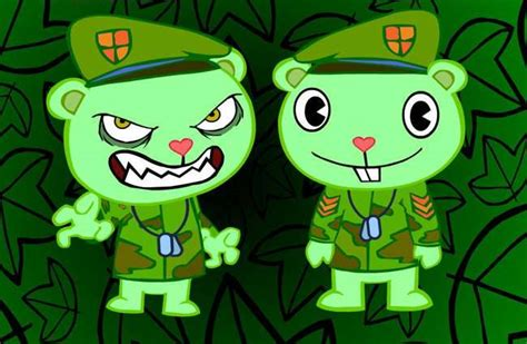 happy tree pictures happy tree friends flippy pictures reference