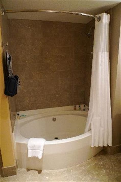 Shower And Garden Tub Combo Tub Shower Combo Great Tub But When