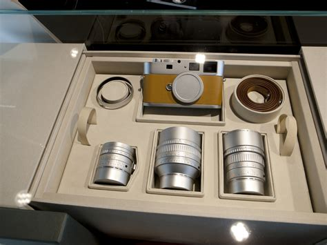 hermes leica leica m9 p hermes edition luxury toys new concept store