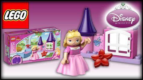 lego disney princess sleeping beautys room unboxing lego