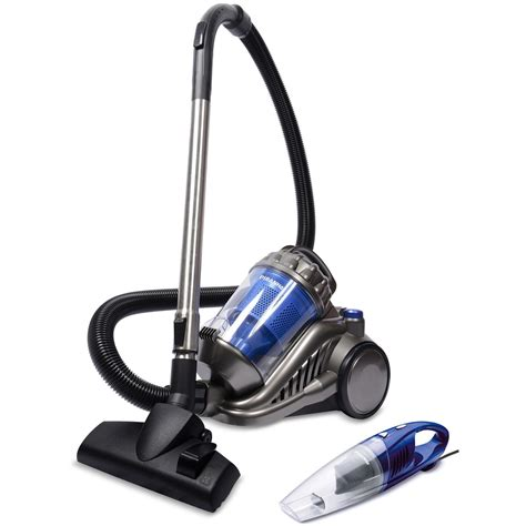 Vaccum Clean by Piranha Royale 2400w Vacuum With Handheld Vacuum Cleaner