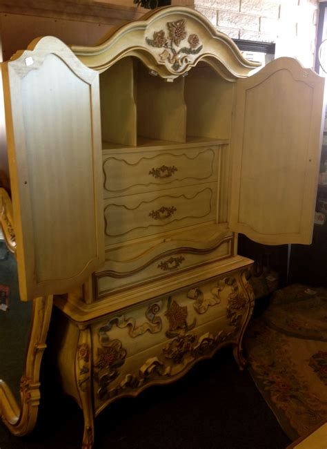 Armoire And The Beast by Consignment Furniture