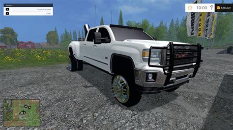 green gmc truck gmc 187 gamesmods net fs17 fs15 ets 2 mods