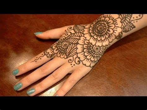 video tutorial henna tattoo 17 best images about henna diy on henna