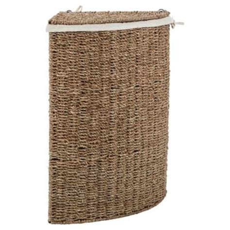 seagrass laundry buy tesco seagrass corner laundry basket from our laundry