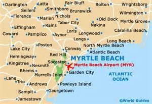 myrtle maps and orientation myrtle south